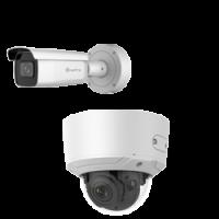 Caméras réseau professionnelles (ip)